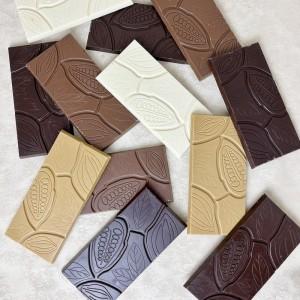 Tablettes et barres de chocolat